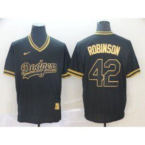 LA Dodgers Jackie Robinson Jersey (2)